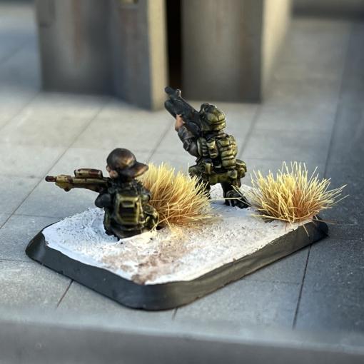 SpecOps Sniper Team - back