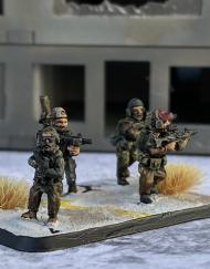 Modern Spec Ops Squad